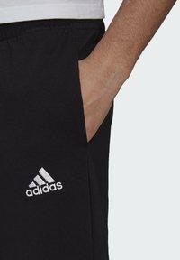 adidas Performance - ESSENTIALS TAPERED JOGGERS - Trainingsbroek - black - 3