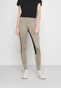 The North Face - TIGHT - Leggings - Trousers - mineral grey - 0