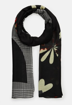 FOUL LOGO LOVE - Scarf - black