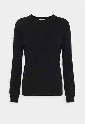 WOMEN´S - Strickpullover - black