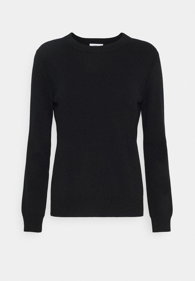 WOMEN´S - Sweter - black