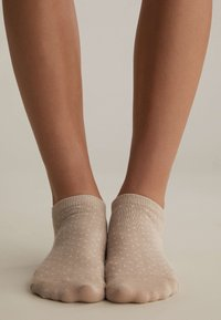 OYSHO - 5 PAIRS - Socks - white - 2