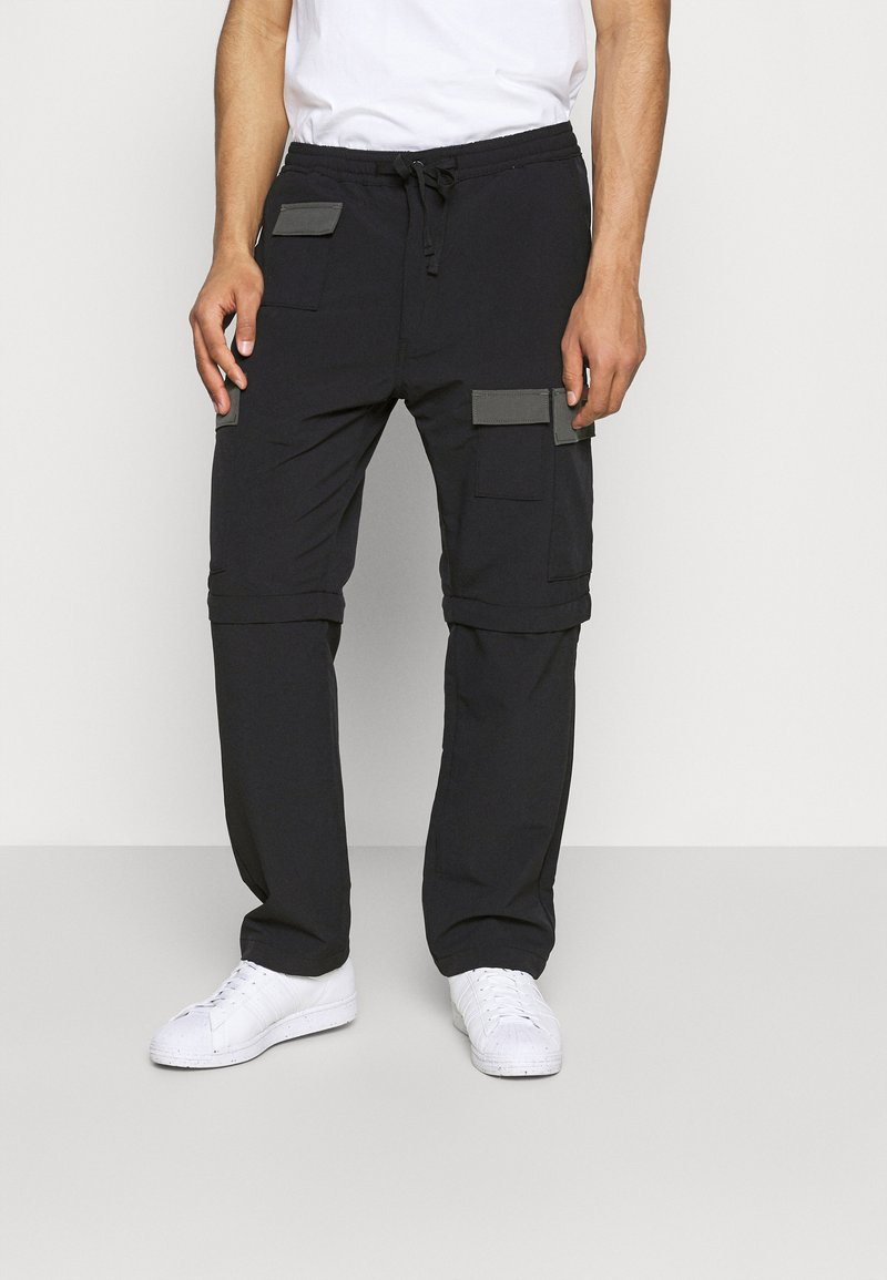 Levi's® - ZIP OFF - Cargobyxor - blacks