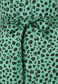 King Louie - DRESS BOBCAT - Žerzejové šaty - neptune green - 2