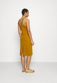 Zign - Vestido ligero - brown - 2