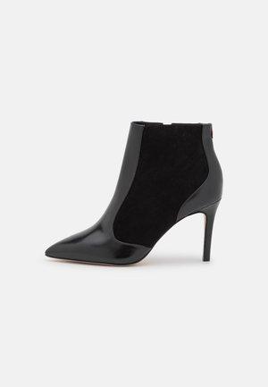 ZABELLE - High heeled ankle boots - noir