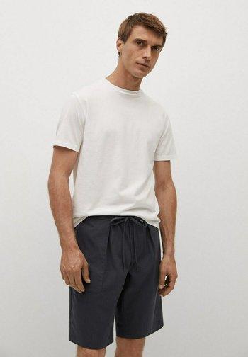NOTICE - Shorts - gris antracita