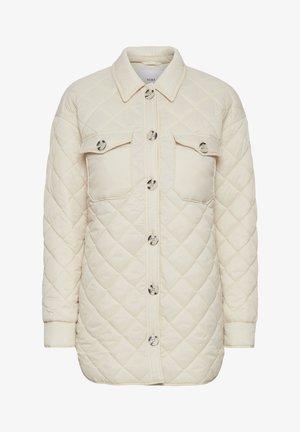 Winter coat - tapioca