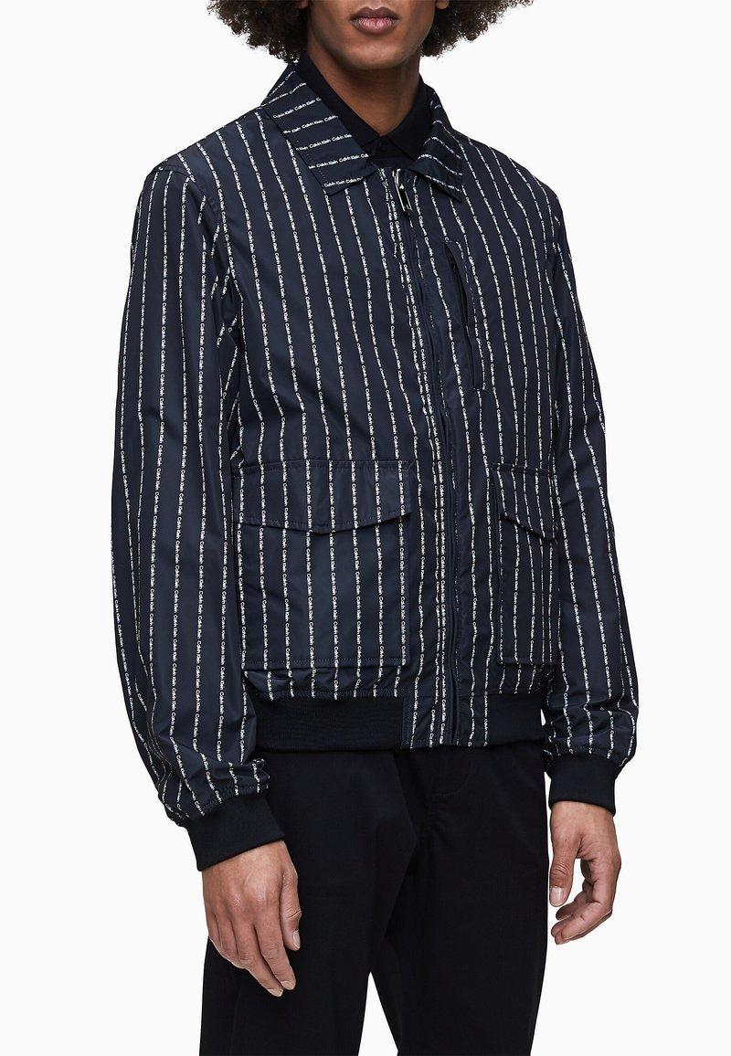 Calvin Klein - Bomber Jacket - calvin black