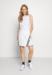 Nike Golf - FLEX ACE - Sports shirt - white - 1