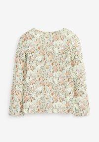 Next - Long sleeved top - mint - 1