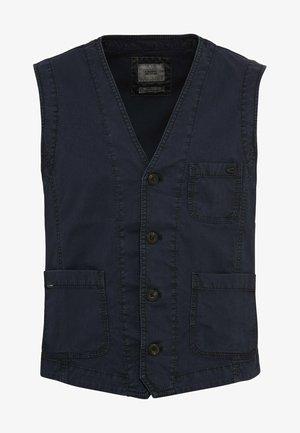 Waistcoat - night blue