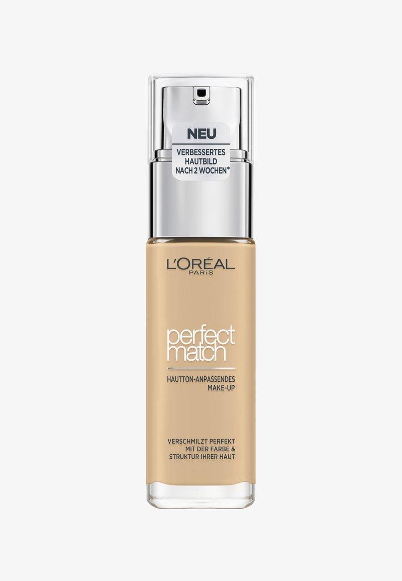 L'Oréal Paris - PERFECT MATCH MAKE-UP - Foundation - 2.d/2.w golden almond