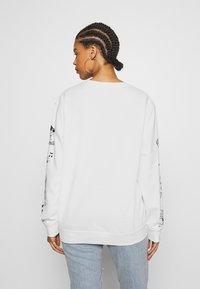 NEW girl ORDER - CLASSIC CARTOON  - Sweatshirt - white - 2