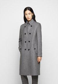 DRYKORN - HARLESTON - Płaszcz wełniany /Płaszcz klasyczny - grau - 0