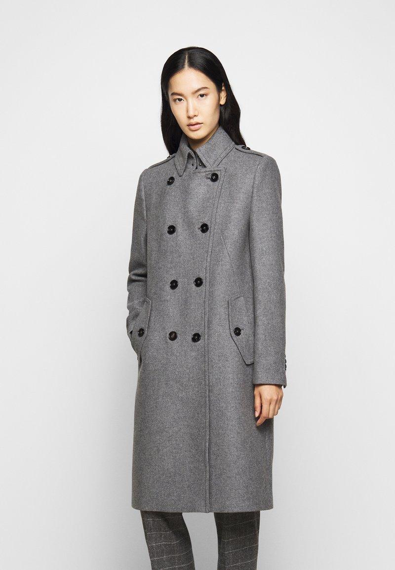 DRYKORN - HARLESTON - Płaszcz wełniany /Płaszcz klasyczny - grau