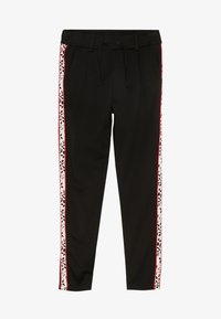 Name it - NKFLEXI IDA NORMAL PANT - Trousers - black - 2