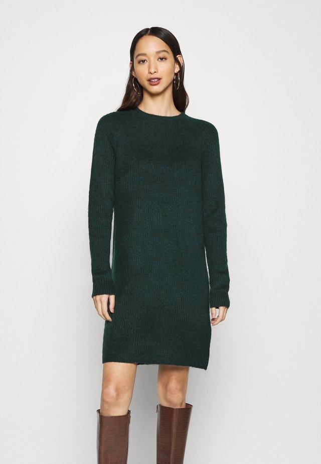 ONYSALLIE DRESS - Gebreide jurk - ponderosa pine/melange