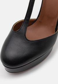 L'Autre Chose - D'ORSAY - High heels - black - 6