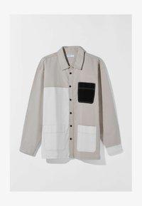 Bershka - Shirt - beige - 4