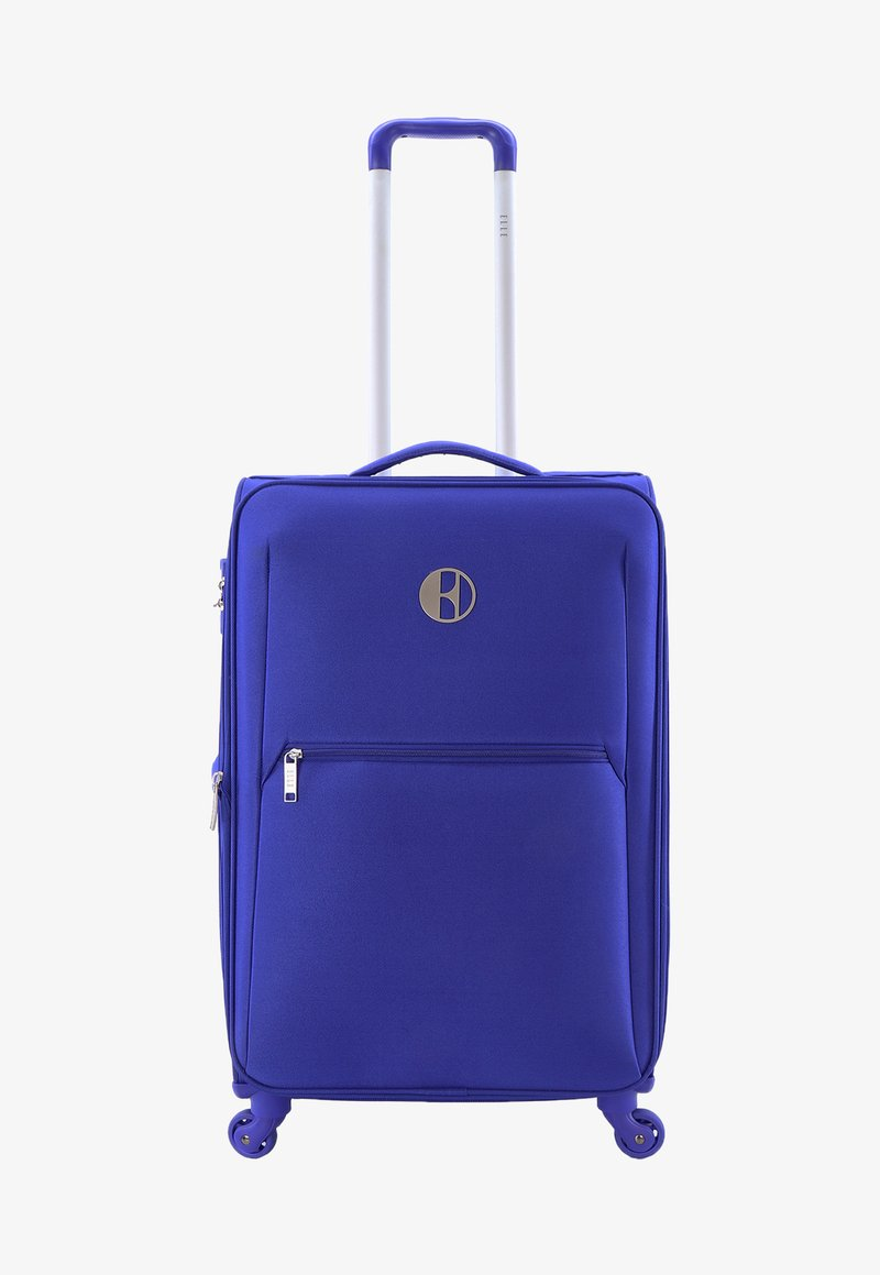 ELLE - Wheeled suitcase - blau