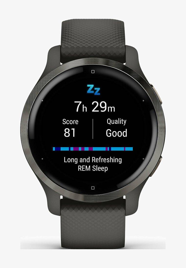 Garmin - Digital watch - grau