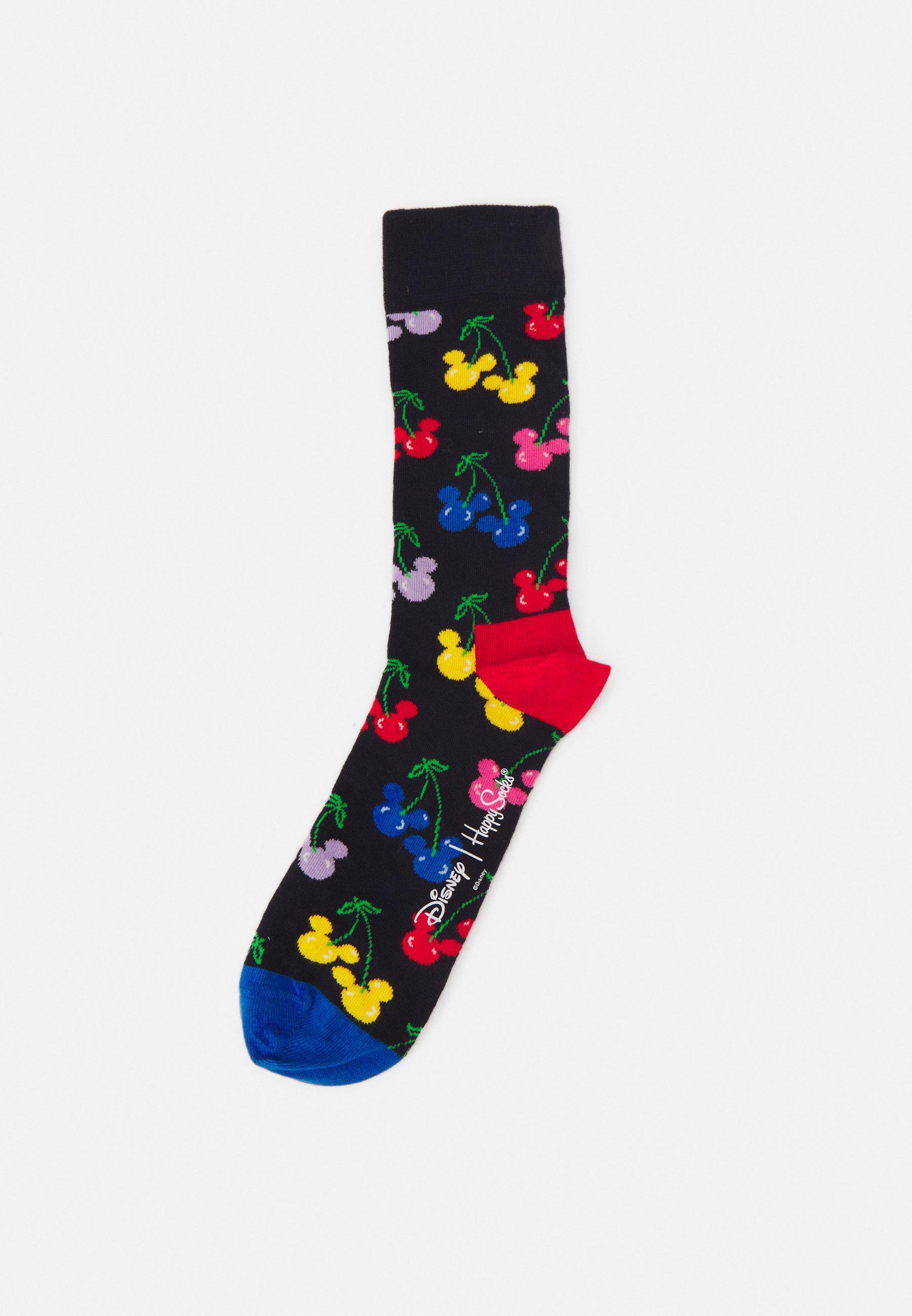 Men VERY CHERRY MICKEY UNISEX - Socks