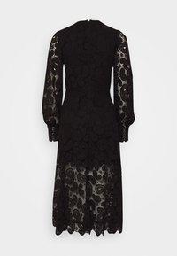 The Kooples - Vestido largo - black - 1