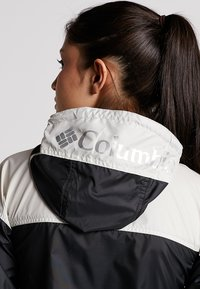 Columbia - CHALLENGER - Veste coupe-vent - black/stone - 5