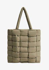 EDREDON - Shopping bags - khaki