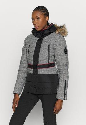 CHAMONIX PUFFER - Ski jas - black