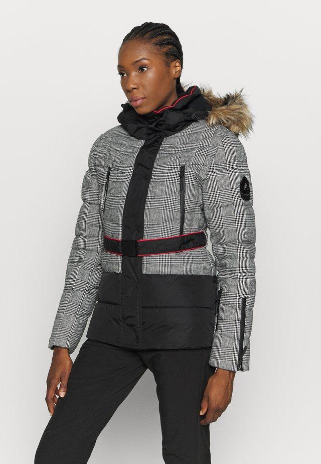 CHAMONIX PUFFER - Ski jacket - black