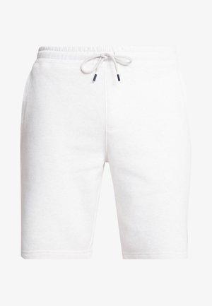 STICKER PETE - Teplákové kalhoty - light grey melange