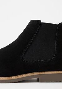 Blend - FOOTWEAR - Kotníkové boty - black - 5