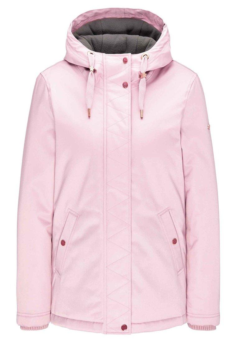 myMo Outdoor jacket - light pink