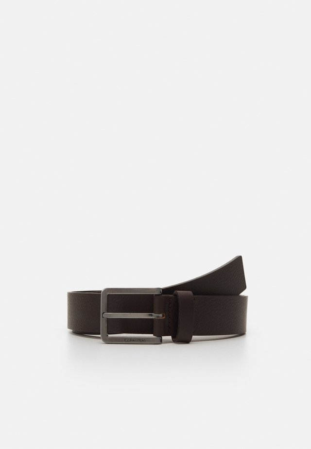 ESSENTIAL PLUS - Belt - dark brown