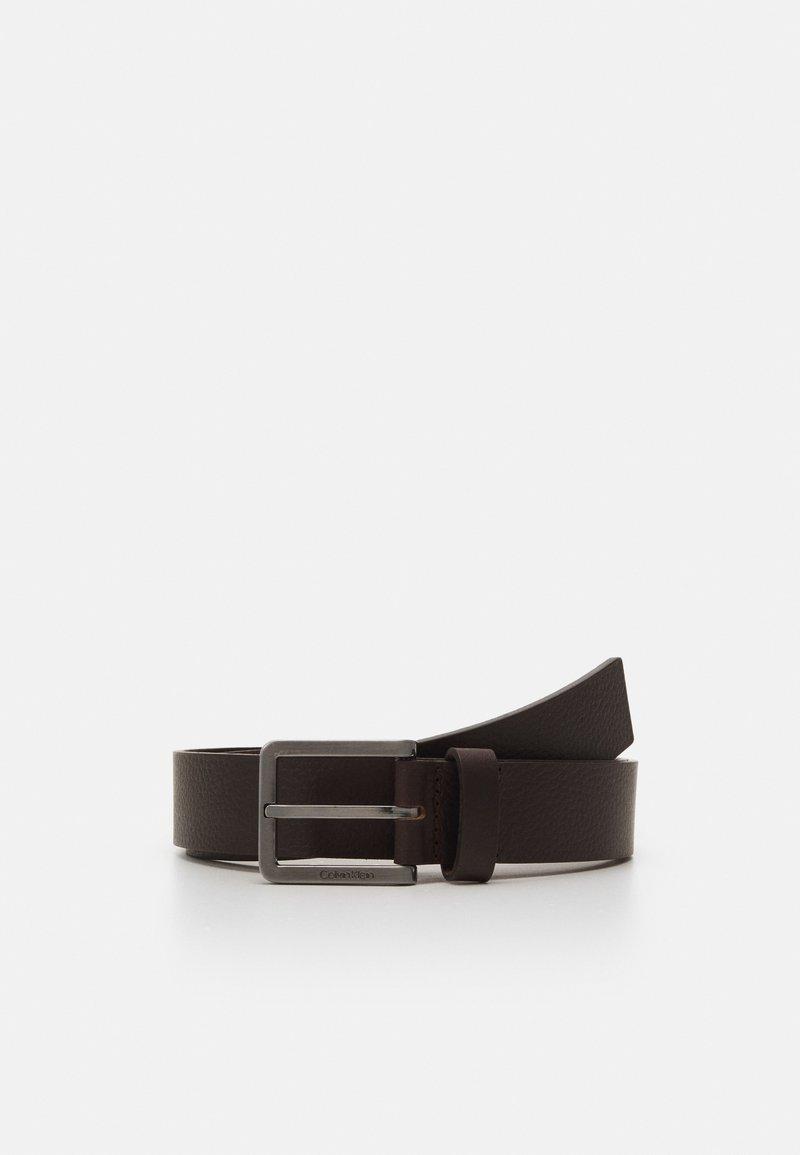Calvin Klein - ESSENTIAL PLUS - Belt - dark brown