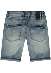 Vingino - CLAAS DAMAGE - Denim shorts - light vintage - 1