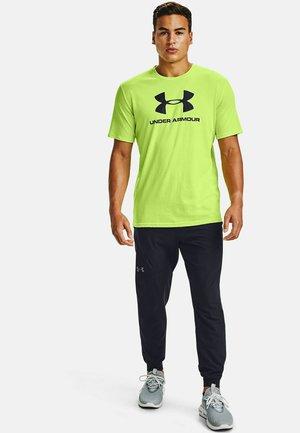 Print T-shirt - lime fizz