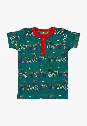 THE BEAR JAMBOREE - T-shirt print - green