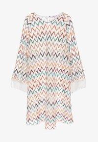 Missoni Kids - DRESS - Denní šaty - white - 0