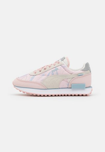 FUTURE RIDER MARBLE - Trainers - lotus/ivory glow