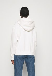 Abercrombie & Fitch - SEASONAL LOGO - Hoodie - white - 2
