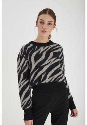 IHESTELLE  - Pullover - black