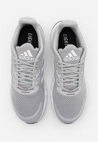 adidas Performance - DURAMO  - Neutrala löparskor - grey two/footwear white/grey six - 3