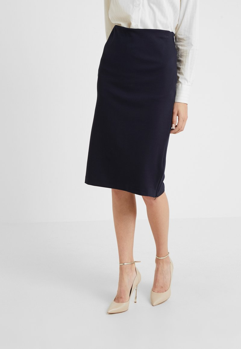 WEEKEND MaxMara - ARCADIA - Pencil skirt - ultramarine