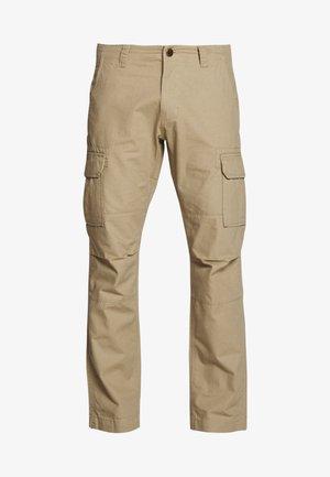 EDWARDSPORT - Cargo trousers - khaki
