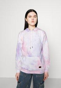 Roxy - OCEAN GOER - Jersey con capucha - pink - 0