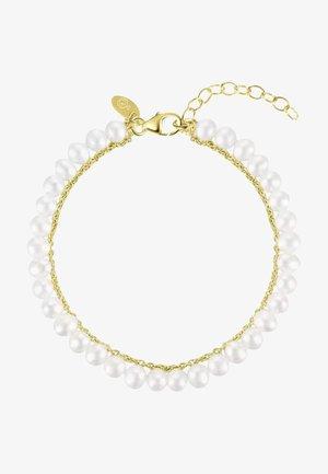 Bracelet - vergoldet