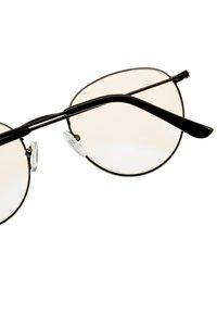 Icon Eyewear - VEGAS BLUE LIGHT GLASSES - Sunglasses - black - 2